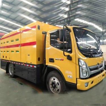 LYL5120TYH路面養護車 加寧多功能路面修補車