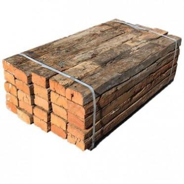 工程建材批發用舊枕木 橋梁用二手墊木 機械設備用再用墊木