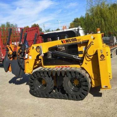 挖樹坑苗設備 移樹機效率高 一分鐘移一棵樹