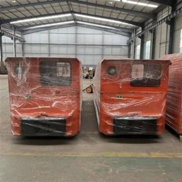 工礦牽引電機車 礦用防 爆電機車 2.5噸蓄電池電機車