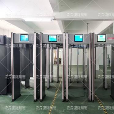 無接觸熱成像測溫門 紅外線測溫門安檢門 測溫拍攝儲存